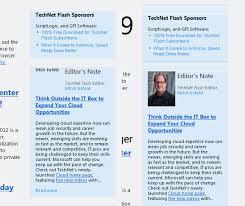 do u0027s and don u0027ts for designing email newsletters webdesigner depot