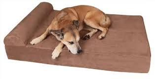 pillow top dog bed barker 7 pillow top dog bed