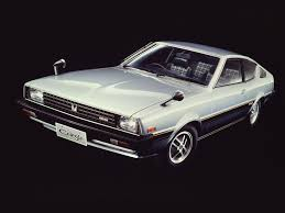 mitsubishi hatchback 1980 mitsubishi celeste fastbacks rule cars from japan pinterest