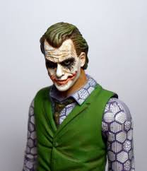 Dark Knight Joker Halloween Costume The Joker The Dark Knight U2013 Movie Masters U2013 Scale Galaxy