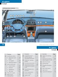 mercedes e class w211 user manual airbag seat belt