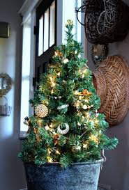 impressive ideas small christmas tree decorations mini hgtv