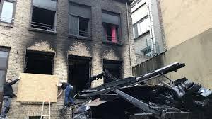 cuisine dunkerque un immeuble détruit par les flammes rue caumartin six personnes