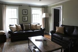 Black Leather Couch Living Room Ideas Living Room Ideas With Black Sofa U2013 Modern House