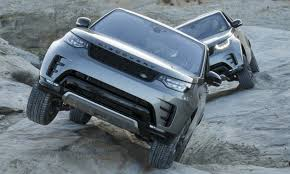 land rover discovery off road bumper 2017 land rover discovery first drive review autonxt