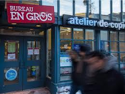 bureau en gros brossard bureau en gros to shut two montreal stores montreal gazette