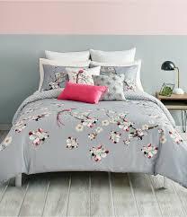 Pink And Gray Comforter Comforters U0026 Down Comforters Dillards