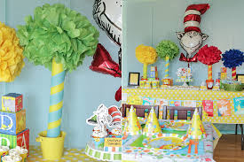 dr seuss party decorations dr seuss birthday party diy truffula trees party ideas
