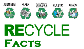 does anyone some interesting facts about recycling