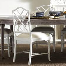Bamboo Dining Table Set Splendid Chippendale Chairs Set Dining Furniture