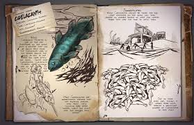new screens and artwork for ark survival evolved