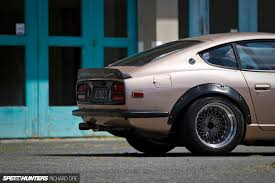 old nissan z old dogs u0026 new tricks datsun z in 2 flavours anything cars