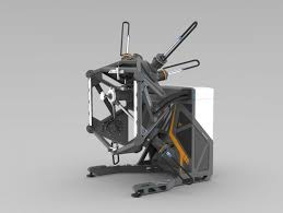 technisches design diplomarbeit entwurf einer mobilen werkzeugmaschine zur spanenden