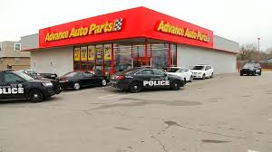 police look for two men who robbed nw okc auto parts store news9