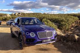 bentley bentayga 2016 price 2017 bentley bentayga first drive news cars com