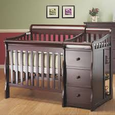 Convertible Mini Crib Sorelle Newport 2 In 1 Convertible Mini Crib And Changer Combo