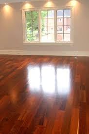 rosewood stain on oak naperville hardwood floor refinishing