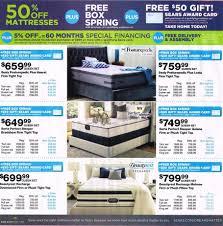 best black friday deals on a mattress 2016 black friday 2015 sears mattress ad scan buyvia