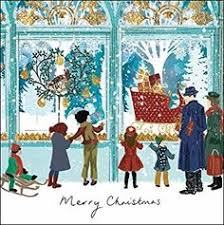 buy almanac mince pie eyes charity christmas cards box of 8