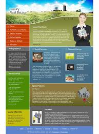 templates for asp net web pages asp net web 2 0 templates for real estate company