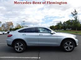 new 2018 mercedes benz glc glc 300 coupe in flemington jf329597