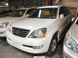 lexus sports car 2003 lexus gx 470 2003 pearl white full option new arrival in phnom