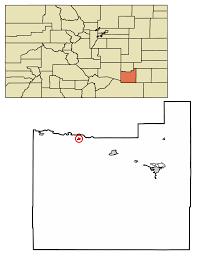 Denver Colorado Zip Code Map by Manzanola Colorado Wikipedia