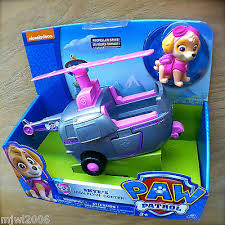 nickelodeon paw patrol skye u0027s flyin u0027 copter helicopter pink