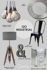 Styles For Home Decor by Best 25 Industrial Chic Decor Ideas On Pinterest Industrial