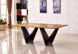 free dining table near me metal and wood dining table designer modern elvira wooden