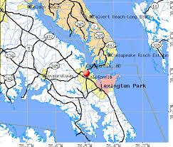 maryland mapa california maryland md profile population maps real estate