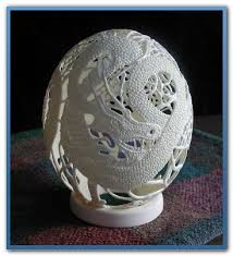 decorated ostrich eggs for sale my egg carving hometalk
