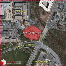Umd Campus Map Umd Brendan Iribe Center Mei Fund Oculus Virtual Reality