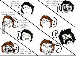 Trollface Memes - 25 best memes about gintama troll face gintama troll face memes
