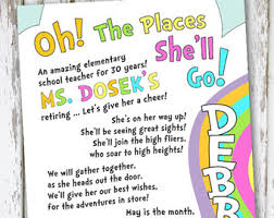 oh the places you ll go graduation oh the places you ll go graduation invitation