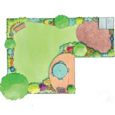 L Shaped Garden Design Ideas How To Make The Most Of An L Shaped Garden Ideal Home