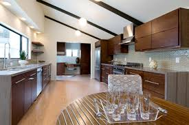 unfinished kitchen cabinets pictures ideas from hgtv hgtv modern kitchen with hardwood floors