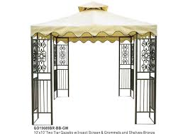 Steel Canopy Frame by Metal Gazebo Pergola Kits Lowes Metal Gazebo Kits Pinterest