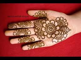 easy simple mehndi designs for matroj mehndi designs