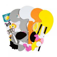 animal mask kit craft planet from craftyarts co uk uk