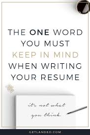 Optimize Your Cv The Best And Worst Resume Terms How To Video by Tips On Making A Resume Free Resume Example And Writing Download