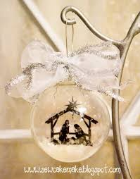 Homemade Christmas Tree Ornaments by Diy Christmas Ornaments Casual Cottage