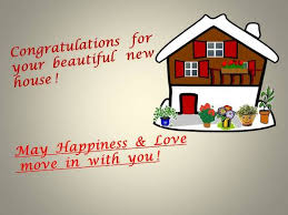 congrats on getting a new house free new home ecards greeting