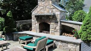 Outdoor Fireplaces And Firepits Outdoor Fireplaces Firepits Femia Landscaping