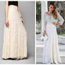 maxi skirt 2017 2016 europe and america women maxi skirt hollow lace slim
