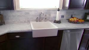 granite countertop kitchen cabinets painters seashell backsplash