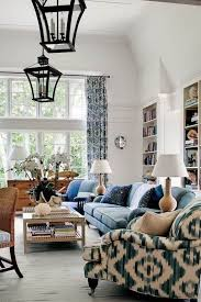 white themed for family room decorating ideas with black armatur