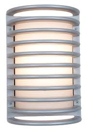 Access Lighting Wall Sconce Access Lighting 20300ledmg Poseidon 1 Light Outdoor Wall Sconce
