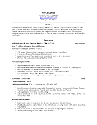 Resume Template For Cashier 9 Canadian Resume Template Cashier Resumes