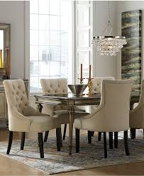 prosecco dining set with marais chairs furniture macy u0027s kv